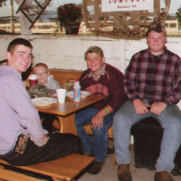 Garrett, Jacob Coffey, Garret Coffey, and Kyle