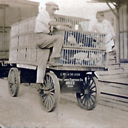 Loading Express, Oct. 1914