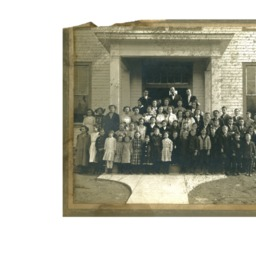 Students at the old Toms Brook School.pdf