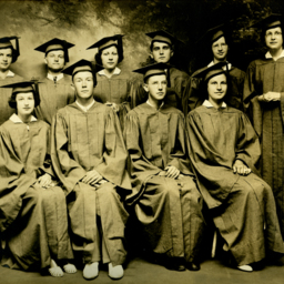 Toms Brook High School Class of 1937