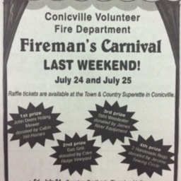 Conicville Volunteer Fire Department Firemans Carnival Advertisement July 22 2015 Northern Virginia Daily A%.pdf