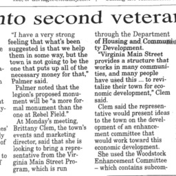Town Looking into Second Veterans Monument July 21 2015 NVD A3.pdf