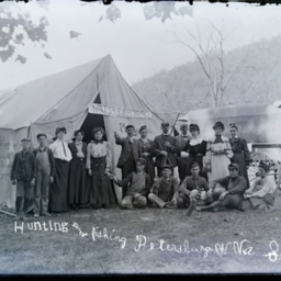 Hunting and Fishing, Petersburg West Virginia