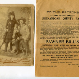 Pawnee Bill's Wild West and Indian Show