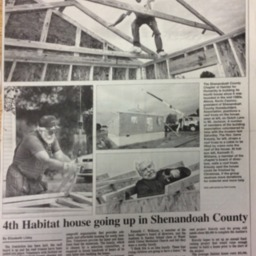 4th Habitat house going up in Shenandoah County October 10 1998 Northern Virginia Daily.pdf