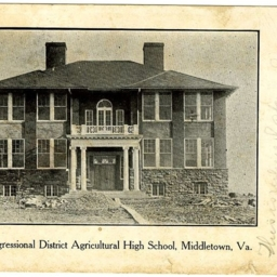 Seventh Congressional District Agricultural High School, Middletown, Va.