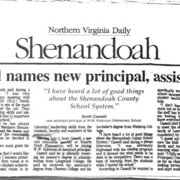 School Board names new principal, assistant principal June 9 2000 Northern Virginia Daily C1.pdf
