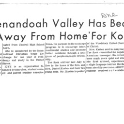 The Shenandoah valley Had Become Home Away From Home For Korean Girl August 19 1967 Daily News Record.pdf