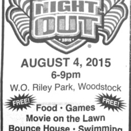 Ad Woodstock Police Department National Night Out August 1 2015 Northern Virginia Daily A7.pdf
