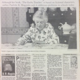 Wake-up call 'The Guilty Teacher' September 11 1999 Northern Virginia Daily C1.pdf